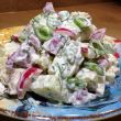 Dilled Ranch Red Skin Potato Salad