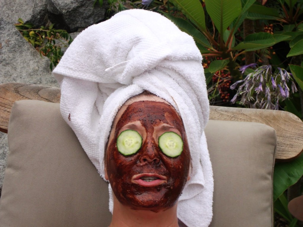 Spa Chocolate Facial