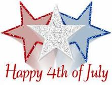 Happy 4th of July Stars