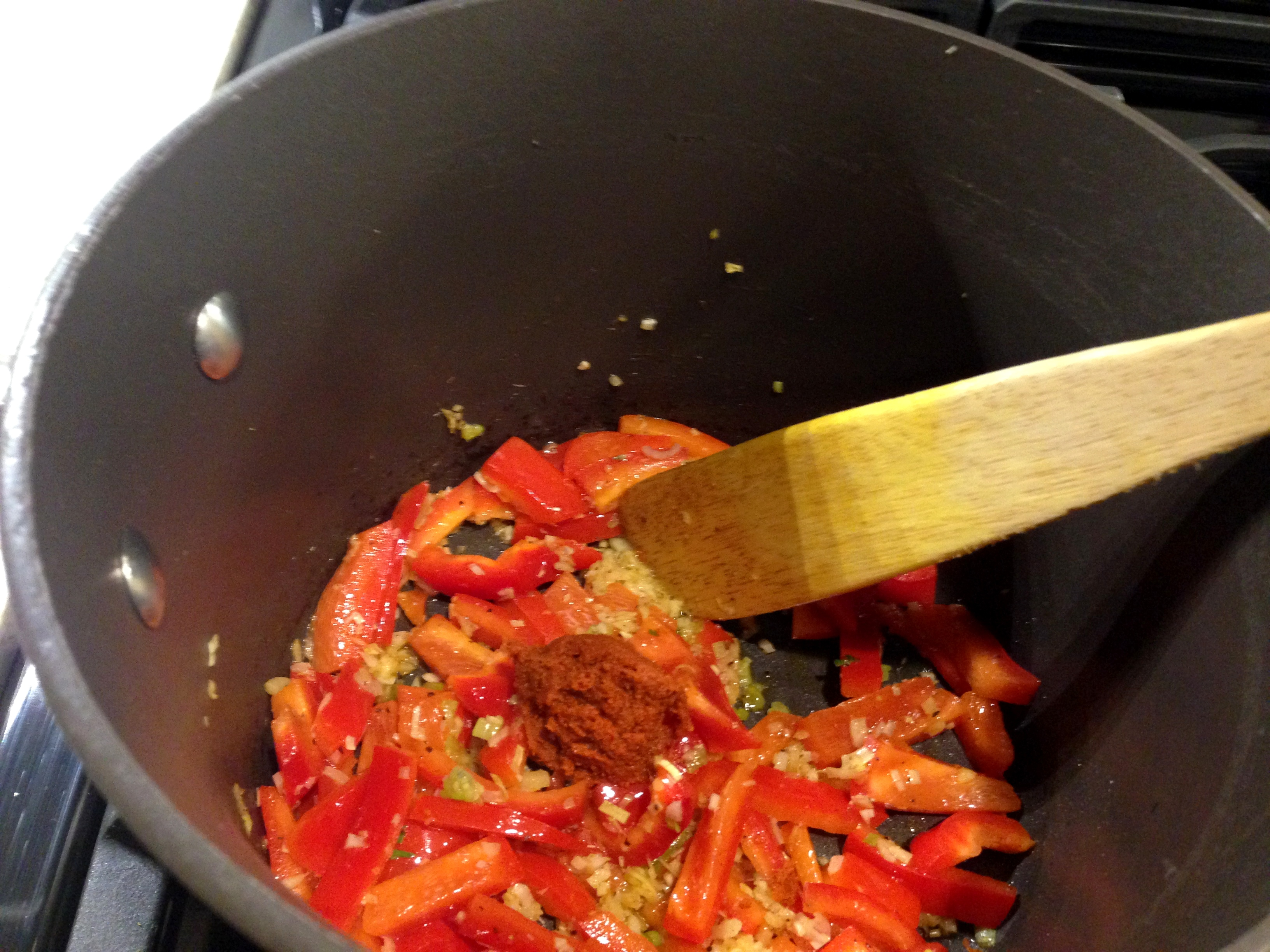 Add Red Curry Paste