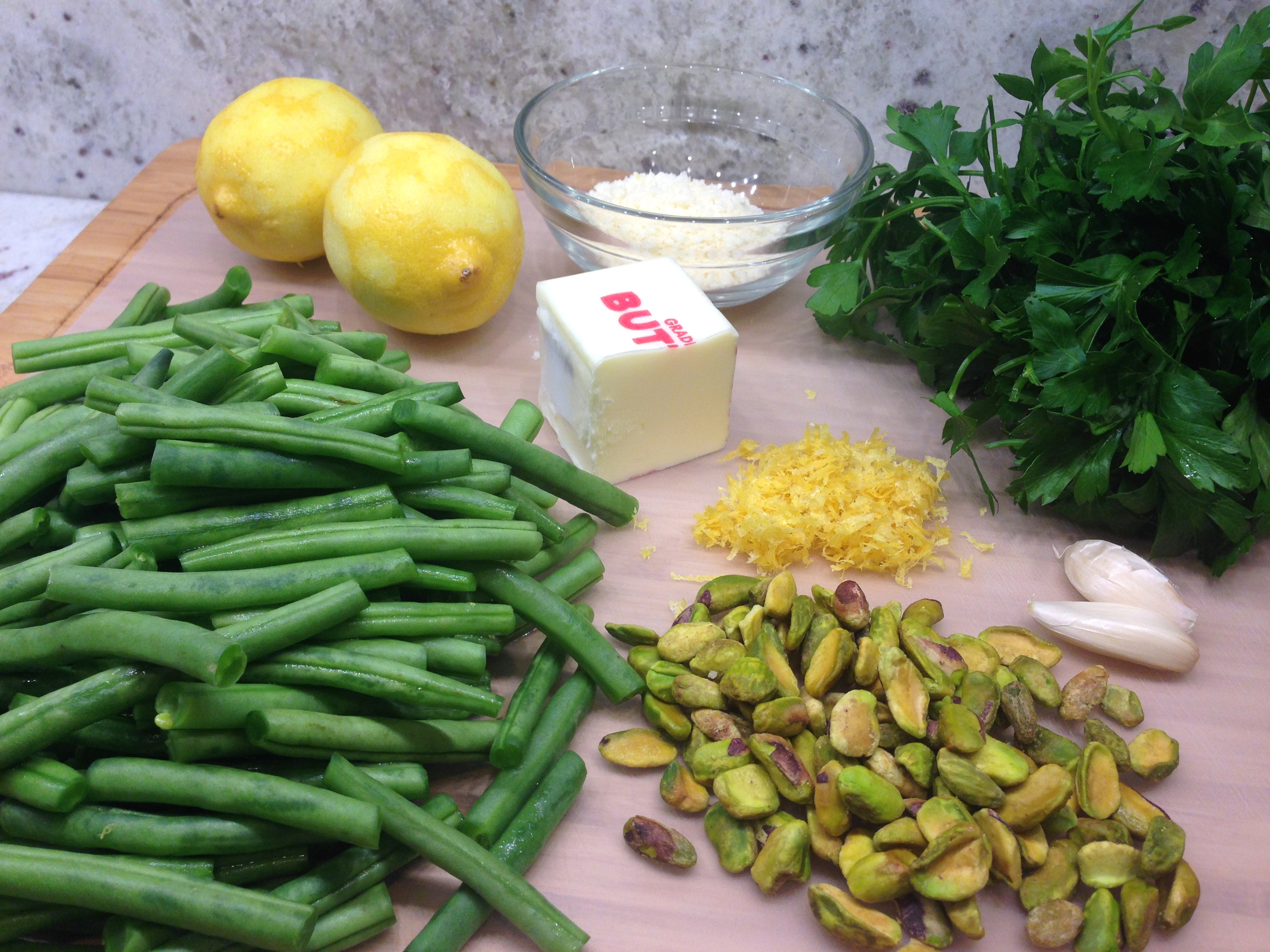 Haricots Verts Ingredients