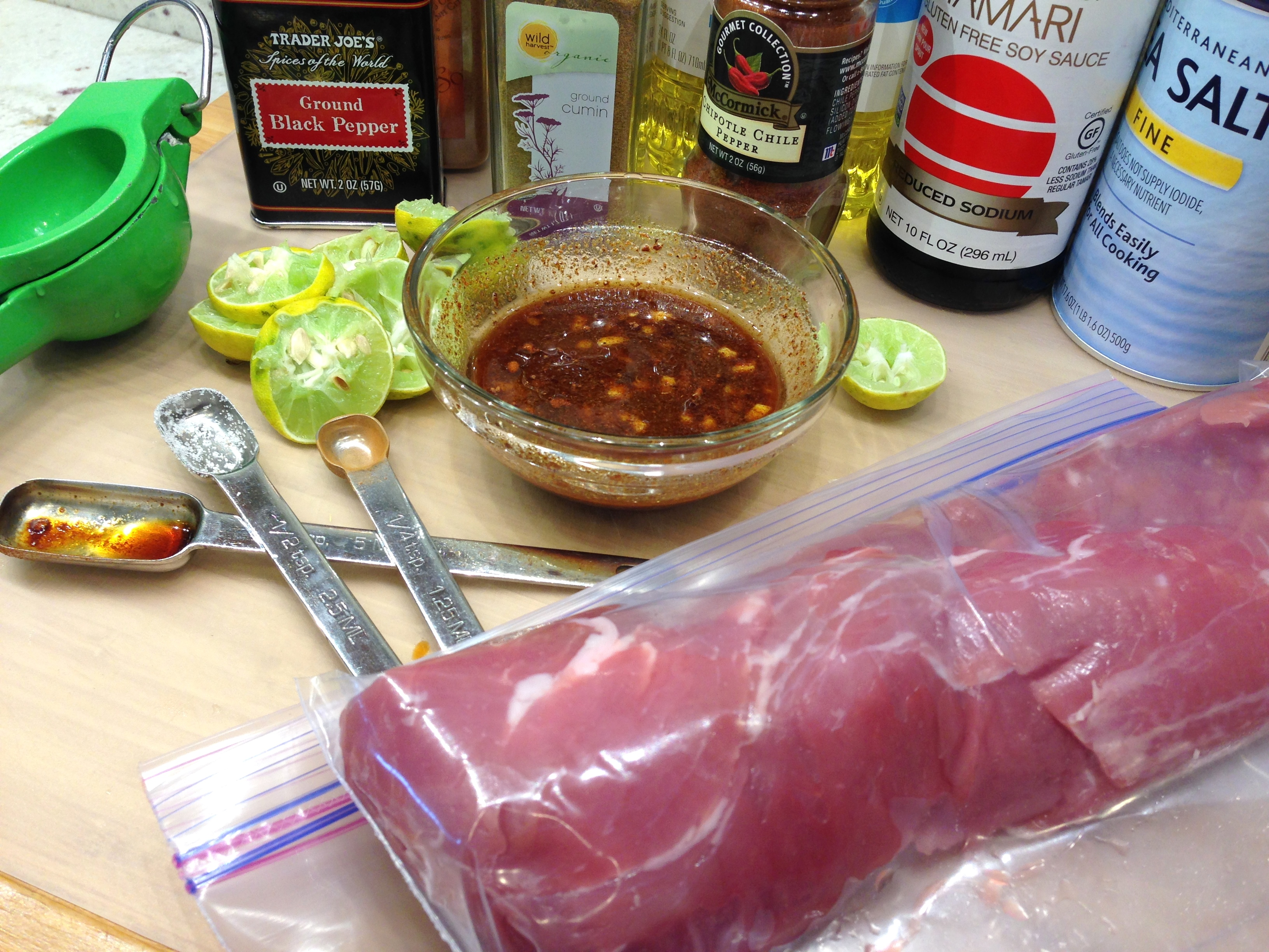 Marinade for Pork
