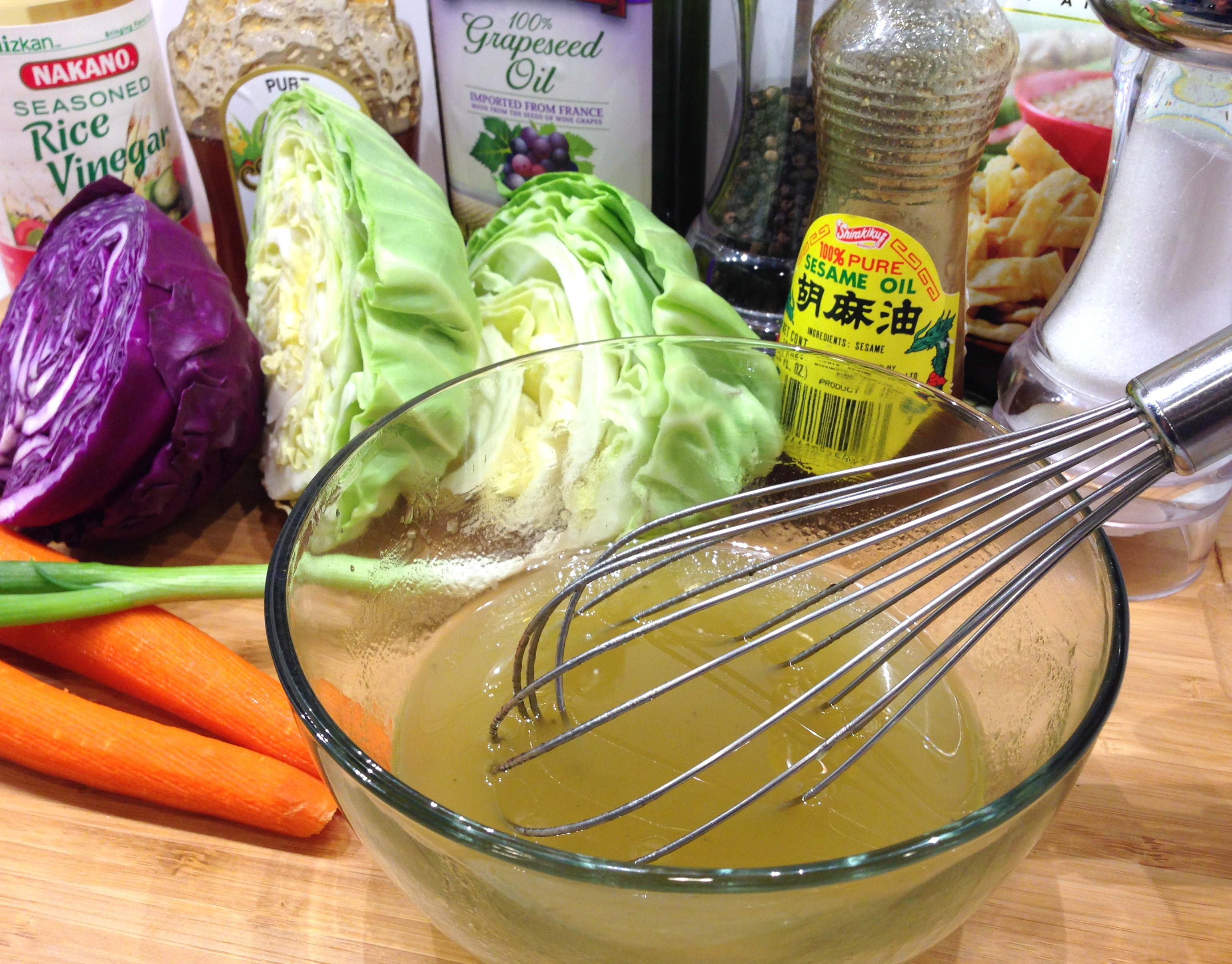 Rice Vinaigrette