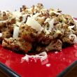 Roasted Cauliflower with Pancetta